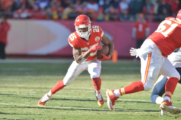 Power Ranking RB Groups in the AFC West