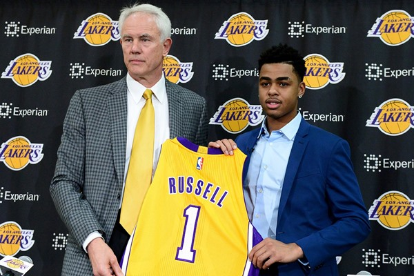NBA Draft Profile D'Angelo Russell - Los Angeles Lakers