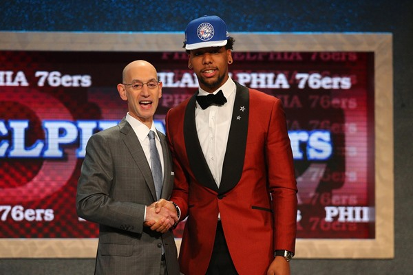 NBA Draft Profile Jahlil Okafor - Philadelphia 76ers