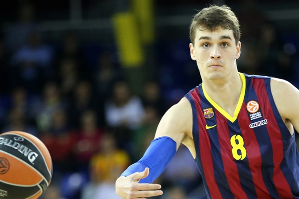 NBA Draft Profile Mario Hezonja - Orlando Magic