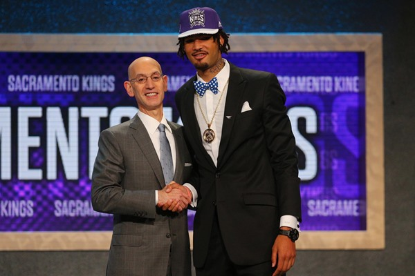 NBA Draft Profile Willie Cauley-Stein - Sacramento Kings