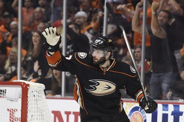 Ryan Kesler Extension Huge for the Ducks