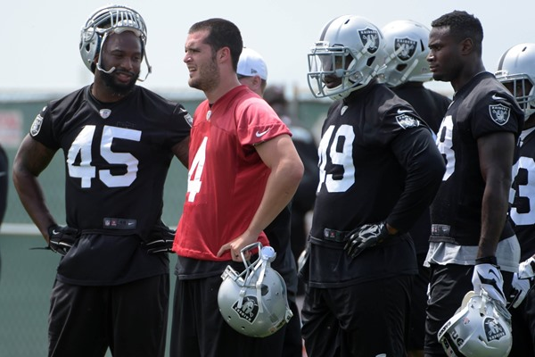 2015 Fantasy Football Preview: Oakland Raiders