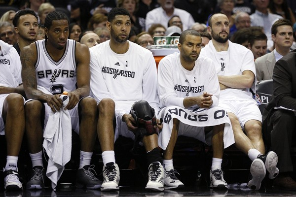 Have the Spurs Overtaken the Warriors in the West?
