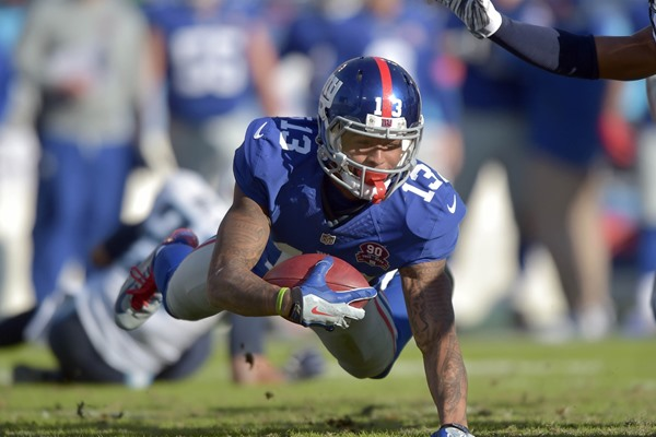 2015 Fantasy Football Preview: New York Giants