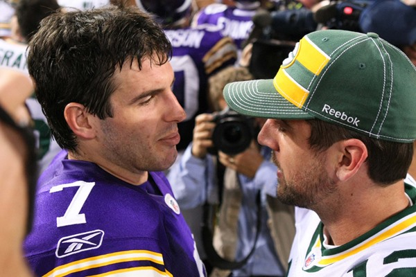 NFL Playoffs: Statistical Predictions for Aaron Rodgers and Christian Ponder