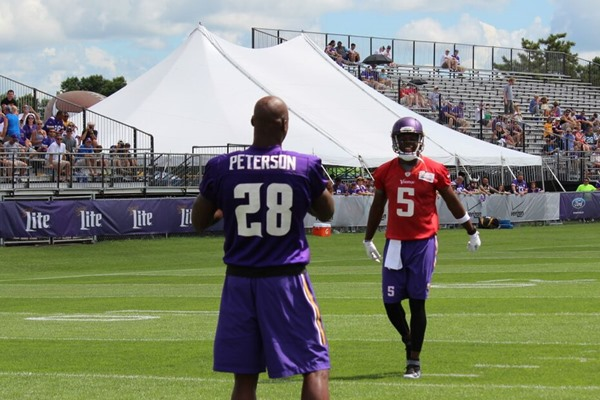 2015 Minnesota Vikings Training Camp: Early News and Notes