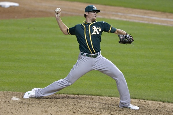 Tyler Clippard Traded to New York Mets: Fantasy Slant
