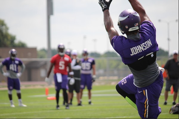 2015 Minnesota Vikings Training Camp: Day-Two News and Notes