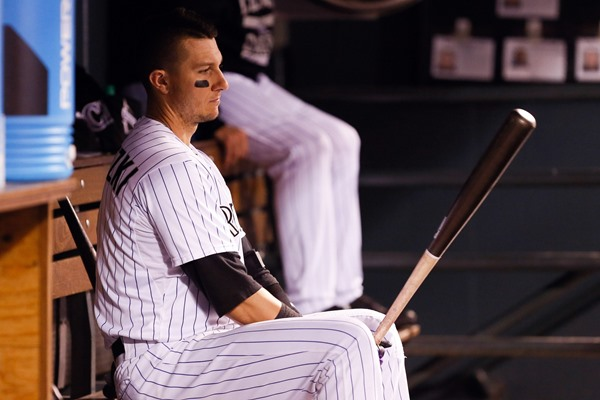 Colorado Rockies Trade Troy Tulowitzki Traded to the Toronto Blue Jays