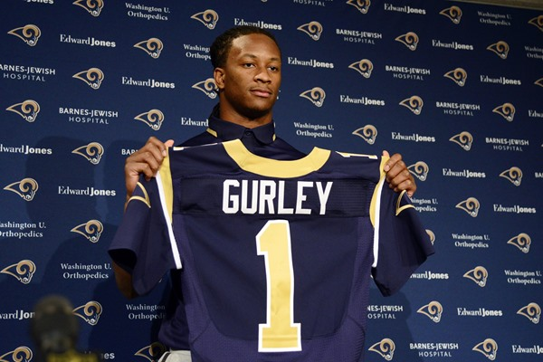 2015 Fantasy Football Preview: St. Louis Rams