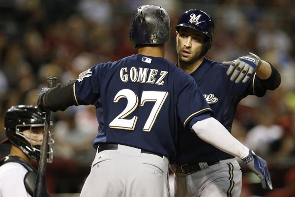 Carlos Gomez Traded to Mets: Fantasy Spin