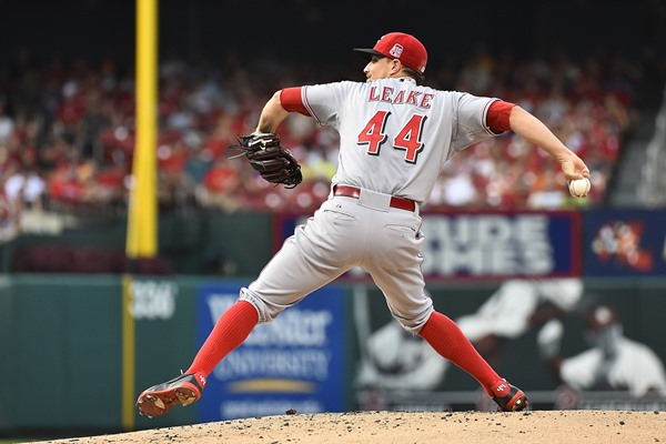 Mike Leake Traded to Giants: Fantasy Spin