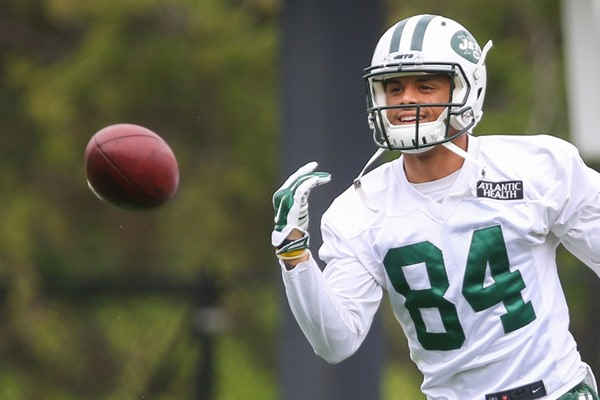New York Jets Rookie WR Devin Smith's Injury: Fantasy Slant