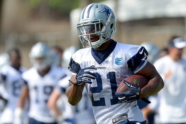 Cowboys Starting RB Job is Joseph Randle's to Lose: Fantasy Slant