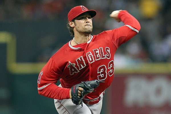 Los Angeles Angels Starter C.J. Wilson Likely Out for the Year