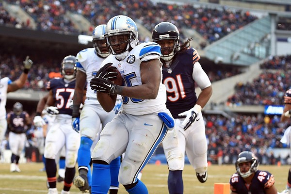Detroit Lions Concerned Over the Health of RB Joique Bell