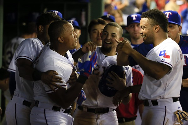 Adrian Beltre Hits for the Cycle in Texas Rangers Victory
