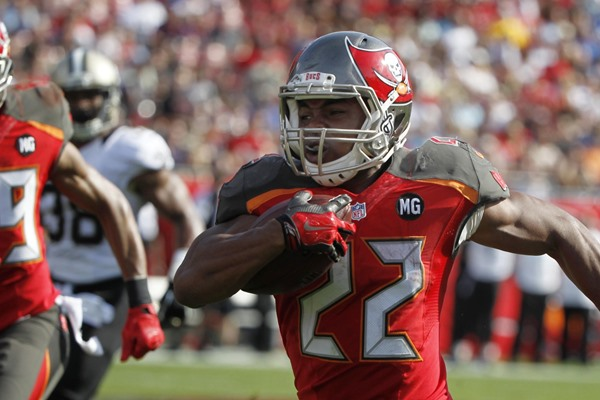 Lovie Smith: Doug Martin to be Starting Running Back for the Buccaneers