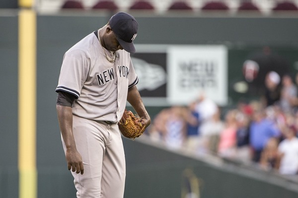 New York Yankees Starter Michael Pineda Out Until September