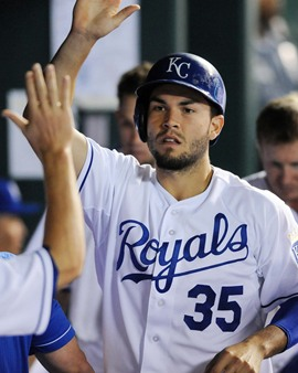 Eric Hosmer - Kansas City Royals