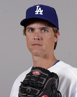 Zack Greinke - Arizona Diamondbacks