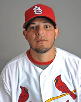 Yadier Molina (C)