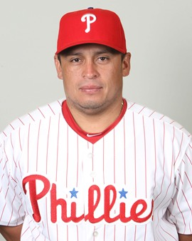 Carlos Ruiz - Los Angeles Dodgers