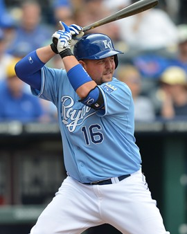 Billy Butler - New York Yankees