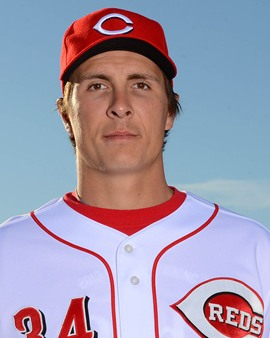 Homer Bailey - Cincinnati Reds