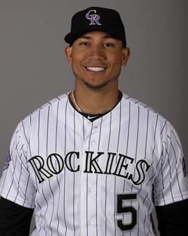 Carlos Gonzalez - Colorado Rockies