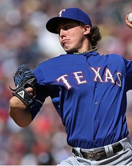 Derek Holland - Texas Rangers