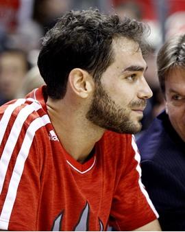 Jose Calderon - Detroit Pistons