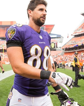 Dennis Pitta - Baltimore Ravens