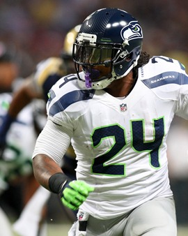 Marshawn Lynch - Seattle Seahawks