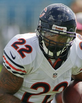 Matt Forte - Chicago Bears