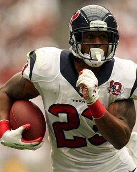 Arian Foster - Houston Texans