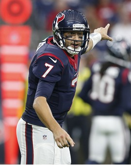 Brian Hoyer - Houston Texans