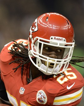 Jamaal Charles - Kansas City Chiefs