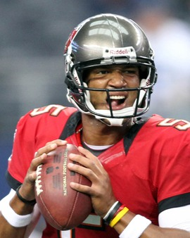 Josh Freeman - New York Giants