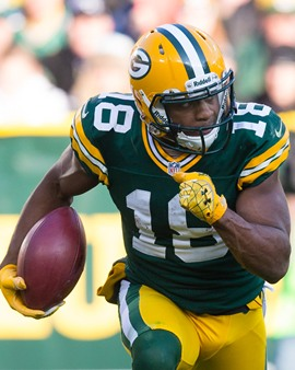 James Jones - Green Bay Packers
