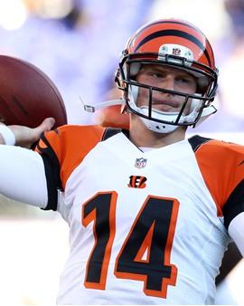 Andy Dalton - Cincinnati Bengals