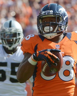 Demaryius Thomas - Denver Broncos