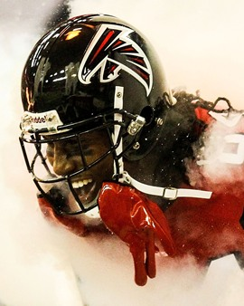 Roddy White - Atlanta Falcons