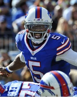 Tyrod Taylor - Buffalo Bills