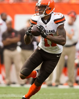Terrelle Pryor Sr. - Cleveland Browns
