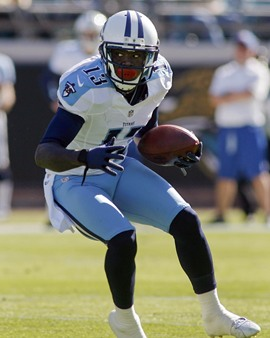 Kendall Wright - Tennessee Titans