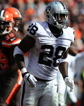 Latavius Murray - Oakland Raiders