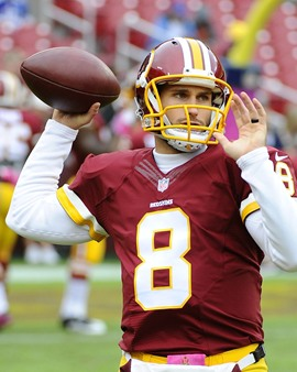 Kirk Cousins - Washington Redskins