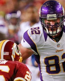 Kyle Rudolph - Minnesota Vikings